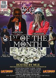 1st_Of_The_Month_Party_flyer