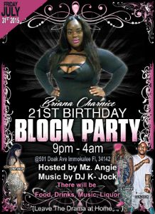 Briana_21st_Birthday_Party_flyer