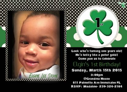 ElginLeeStone_1st_Birthday_invitation
