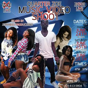 Quarter_Zoe_Video_Shoot_flyer