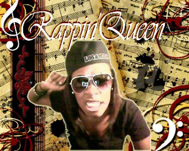 Rappin'Queen cover