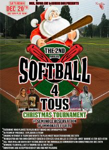 Softball 4 Toys 2014 flyer