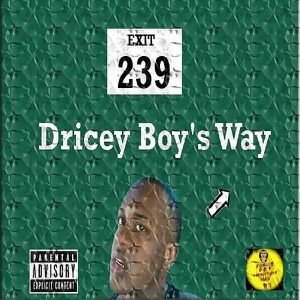 Dricey Boy's Way CD cover