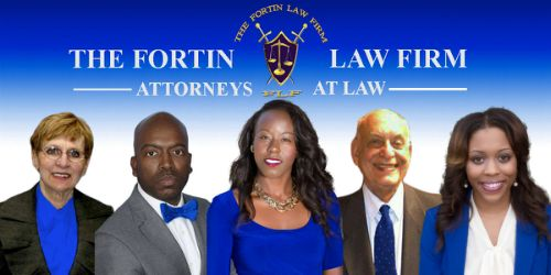 Fortin Law Firm banner