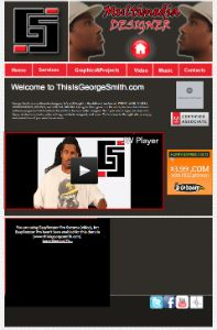 thisisgeorgesmith.com website